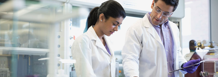 Choosing a contract lab for food safety testing